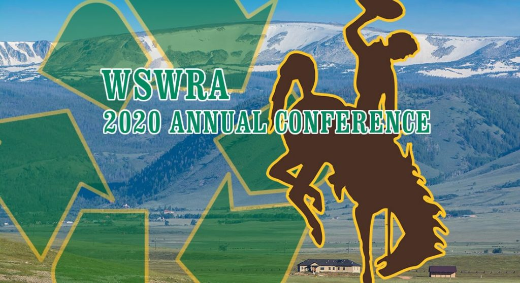 WSWRA 2020 Conference Logo